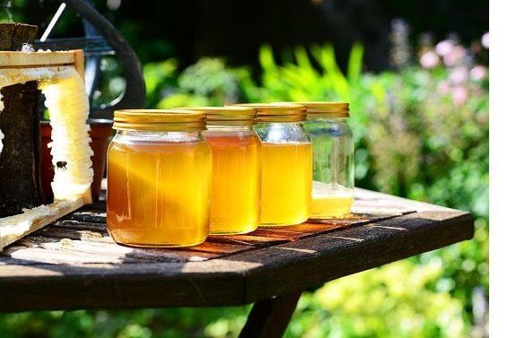 domácí maska na obličej med