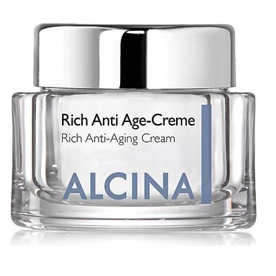 alcina rich anti age cream