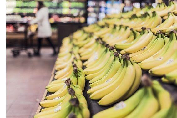 domácí maska na obličej banány