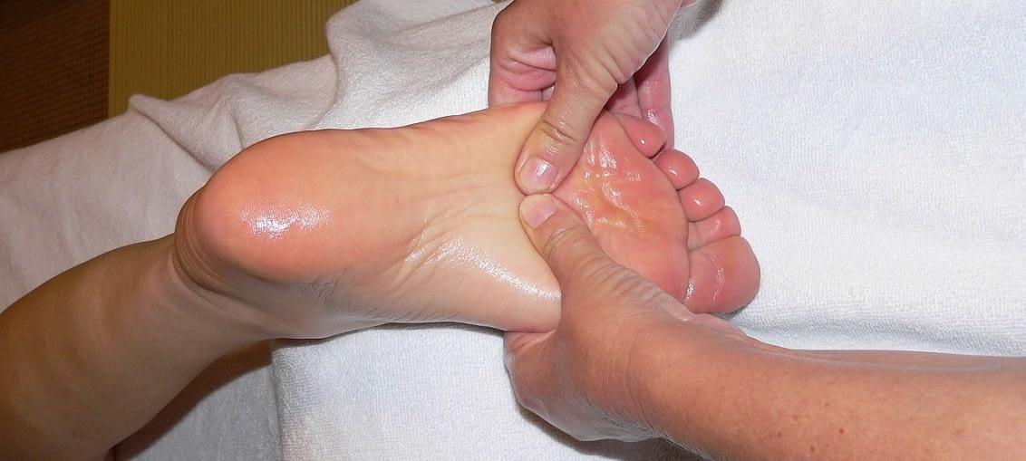 techniky reflexní terapie