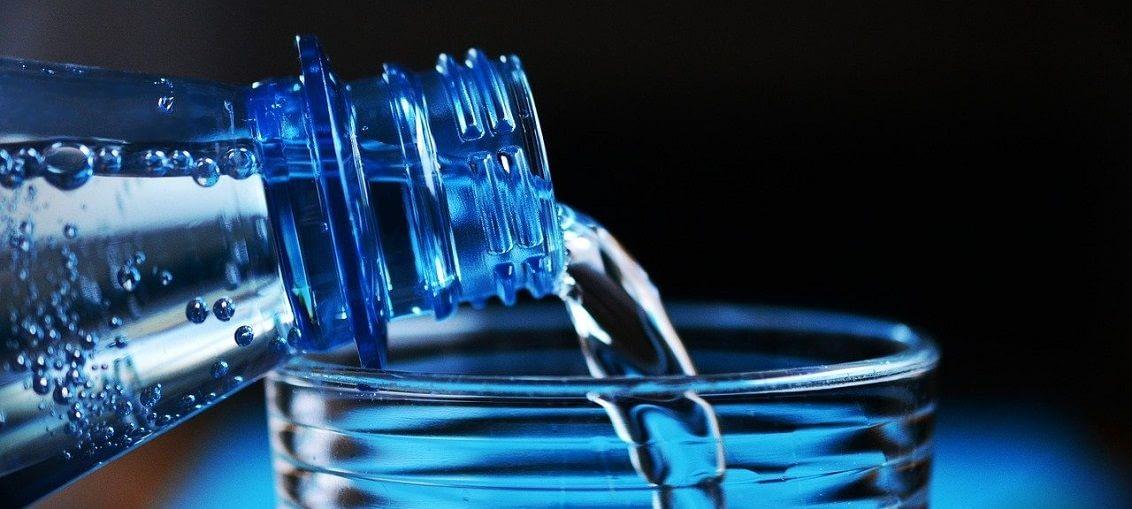 voda čištění organismu
